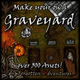 Make-your-own-Graveyards-Asset-Pack