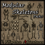 Modular-Skeletons-Pack-1