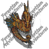 Giant_Sea_Horse_Underwater_Large_Beast_03_Watermark