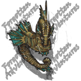 Giant_Sea_Horse_Underwater_Large_Beast_05_Watermark