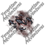Swarm_of_Quippers_Underwater_Medium_Beast_02_Watermark