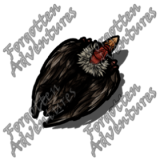 Vulture_Perched_Medium_Beast_01_Watermark