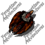 Vulture_Perched_Medium_Beast_03_Watermark