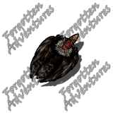 Giant_Vulture_Perched_Large_Beast_01_Watermark