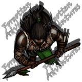Tribal_Warrior_Medium_Humanoid_04_Watermark