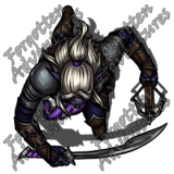 Drow_Medium_Humanoid_02_Watermark