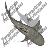 Reef_Shark_Underwater_Medium_Beast_01_Watermark