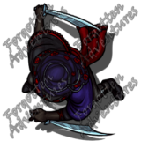 HalfElf_Female_Rogue_Swords_02_Watermark