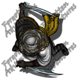 HalfElf_Female_Rogue_Swords_03_Watermark