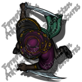 HalfElf_Female_Rogue_Swords_05_Watermark
