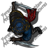 HalfElf_Female_Rogue_Swords_06_Watermark