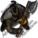 HalfOrc_Male_Barbarian_Greataxe_03_Watermark