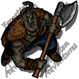 HalfOrc_Male_Barbarian_Greataxe_04_Watermark