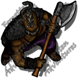 HalfOrc_Male_Barbarian_Greataxe_06_Watermark