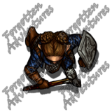 Halfling_Female_Cleric_Warhammer_Shield_01_Watermark
