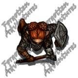 Halfling_Female_Cleric_Warhammer_Shield_02_Watermark