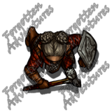 Halfling_Female_Cleric_Warhammer_Shield_03_Watermark