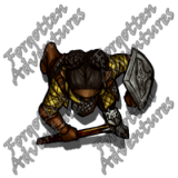Halfling_Female_Cleric_Warhammer_Shield_06_Watermark