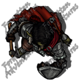 Trollkin_Male_Ranger_Handaxe_Shield_02_Watermark
