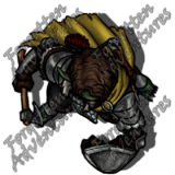 Trollkin_Male_Ranger_Handaxe_Shield_05_Watermark