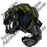 Trollkin_Male_Ranger_Handaxe_Shield_06_Watermark