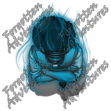 HalfElf_Female_Commoner_Medium_Spirit_01_Watermark