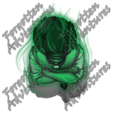 HalfElf_Female_Commoner_Medium_Spirit_02_Watermark